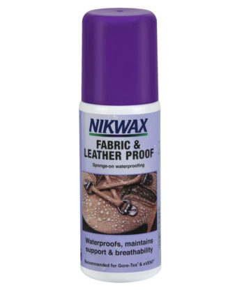 IMPERMEABILIZZANTE FABRIC & LEATHER PROOFING NIKWAX
