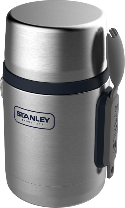 adventure vacuum food jar l inox stanley 01287. Black Bedroom Furniture Sets. Home Design Ideas