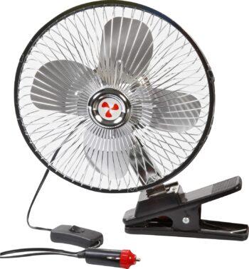 Ventilatore Mistral Clip