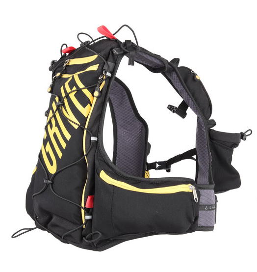ZAINO MOUNTAIN RUNNER 12 GRIVEL|ZAINO MOUNTAIN RUNNER 12 GRIVEL