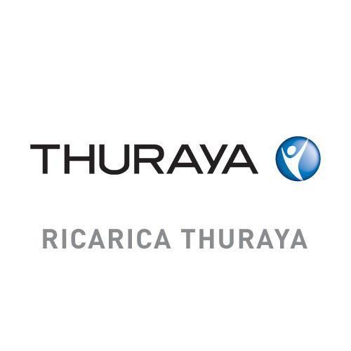 RICARICA STANDARD 50 UNITA SIM THURAYA