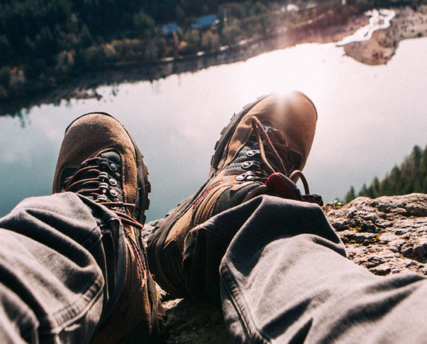 Trekking boots, trek